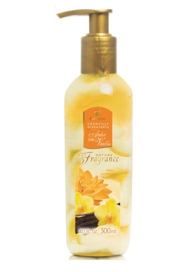 Creme Hidratante Âmber com Vanilla 300ml