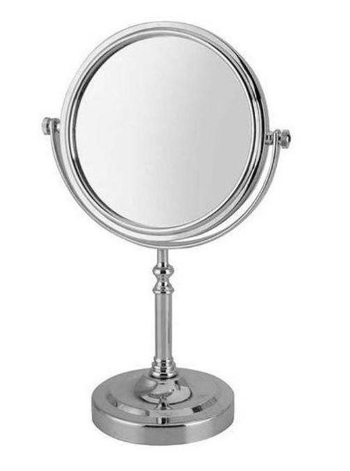 Espelho de Mesa Profissional para Maquiagem com 2 Lados 28CM Unyhome