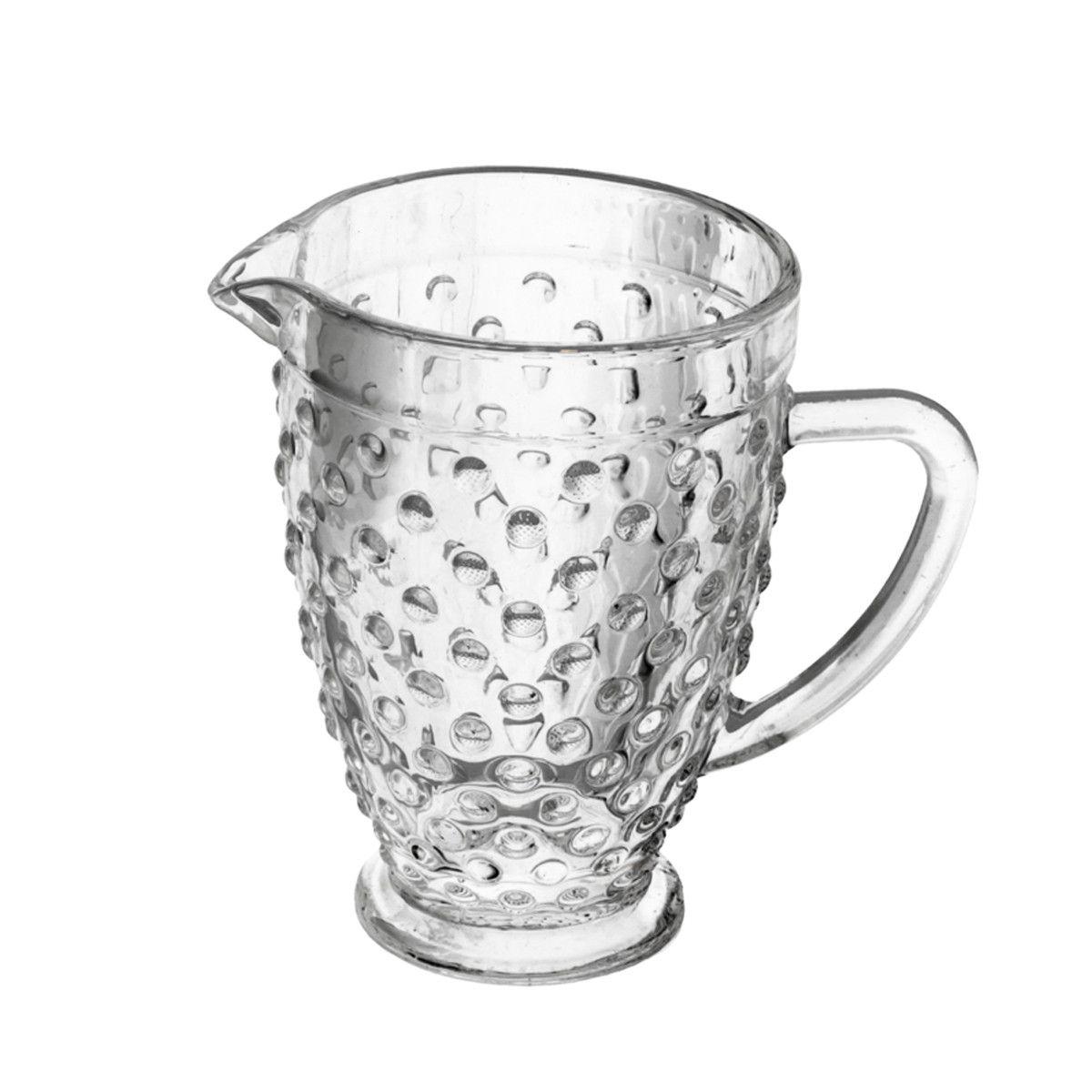 Jarra Bubble capacidade de 1 litro (Gotas)
