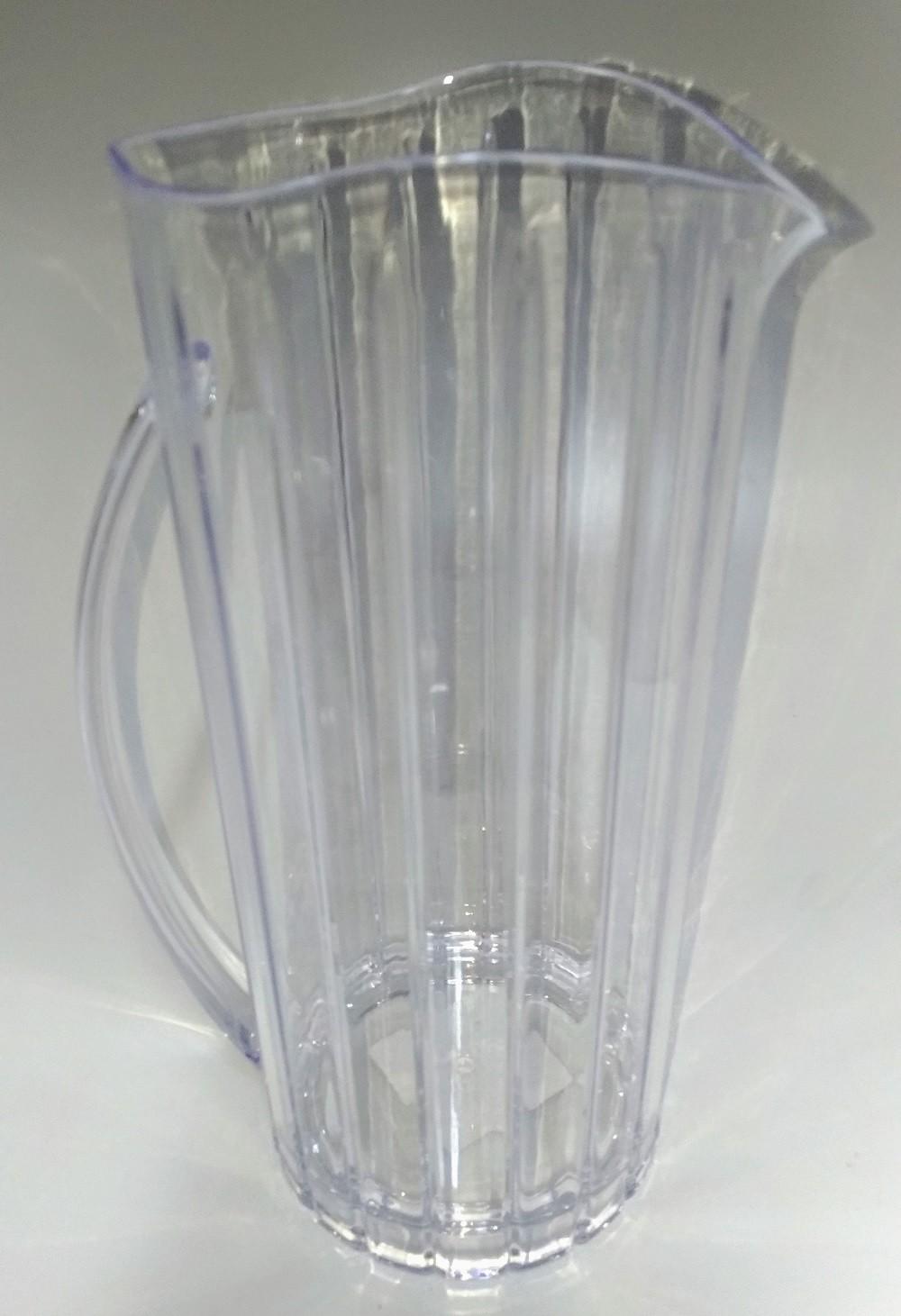 Jarra de Acrílico 1,6 Litros Transparente