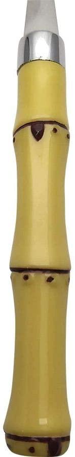 Jogo de Facas para Churrasco 6 Peças Bambu - Lyor