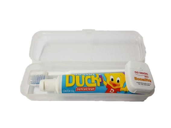 Kit de Higiene Bucal Infantil Bonalito