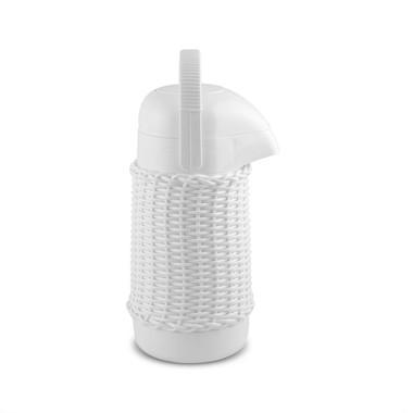 Kit de Higiene para Bebê Branco com 5 peças