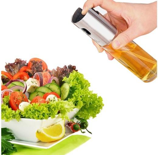 Kit Pulverizador Para Azeite E Vinagre Unyhome