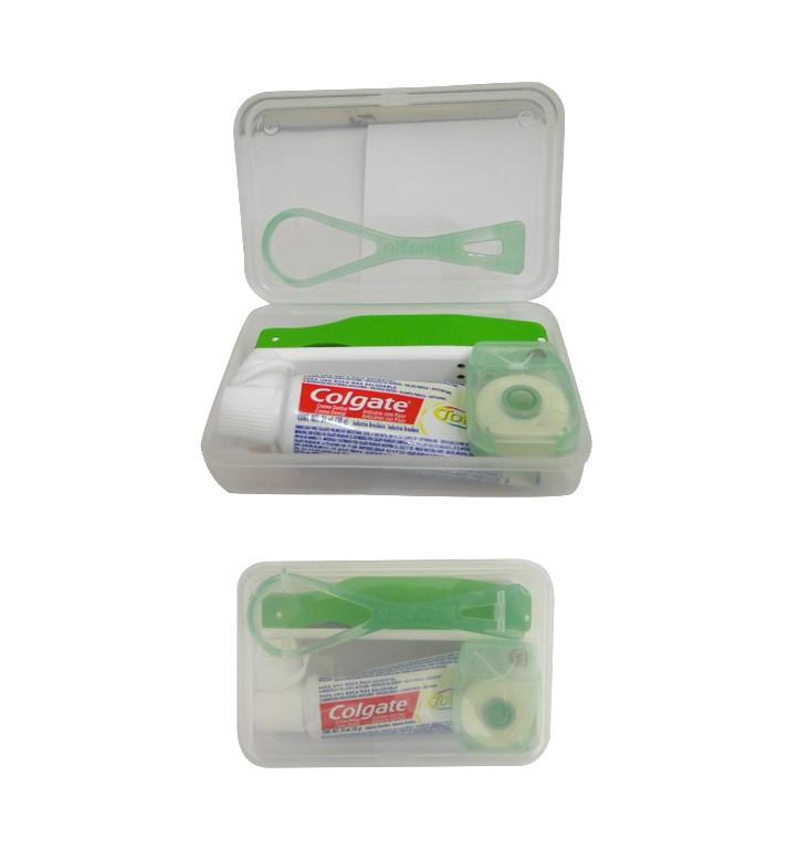 Kit Viagem Higiene Bucal Bonalito