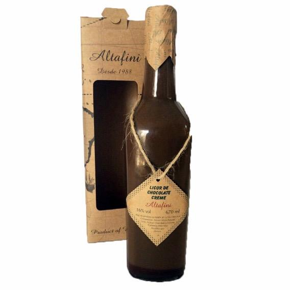 Licor Altafini Sabores 670ml