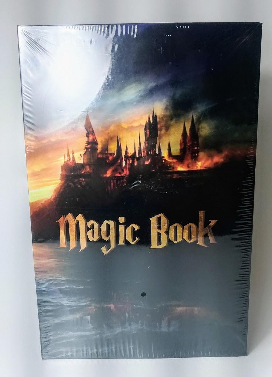 Livro Cofre Magic Book 24X16X5.5cm