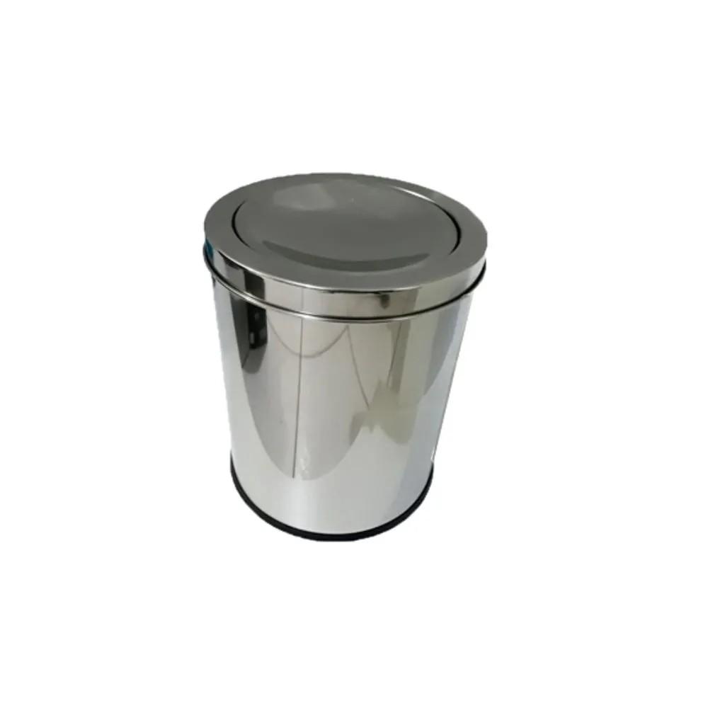 Lixeira em Inox 5 Litros - Wincy