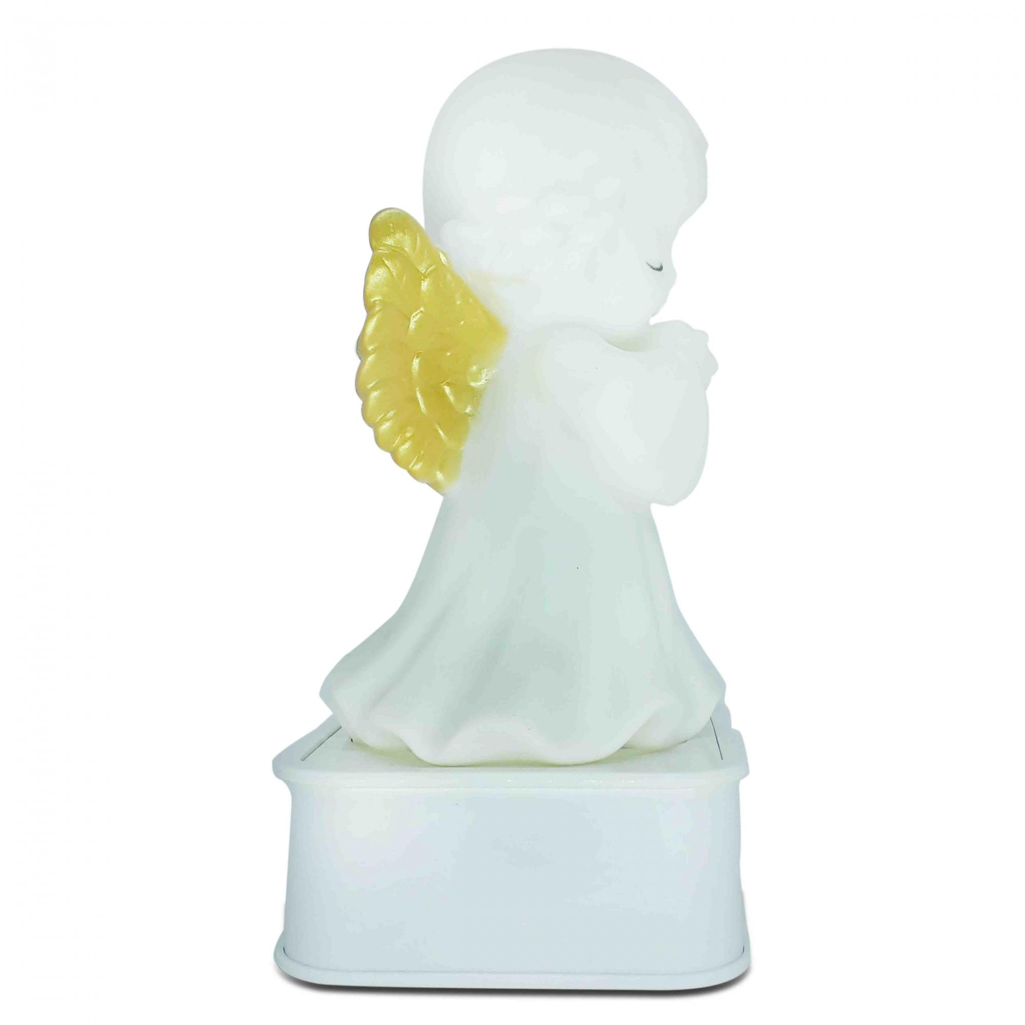 Luminária Anjinho com Asas 18cm
