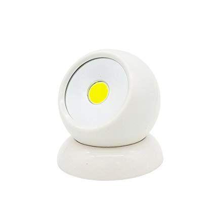 Luminária Mini 360° com Pilha
