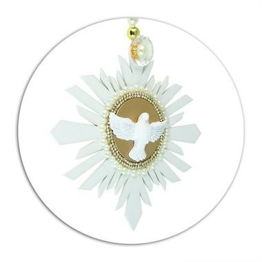 Móbile Espírito Santo Artigos Religiosos Decoração