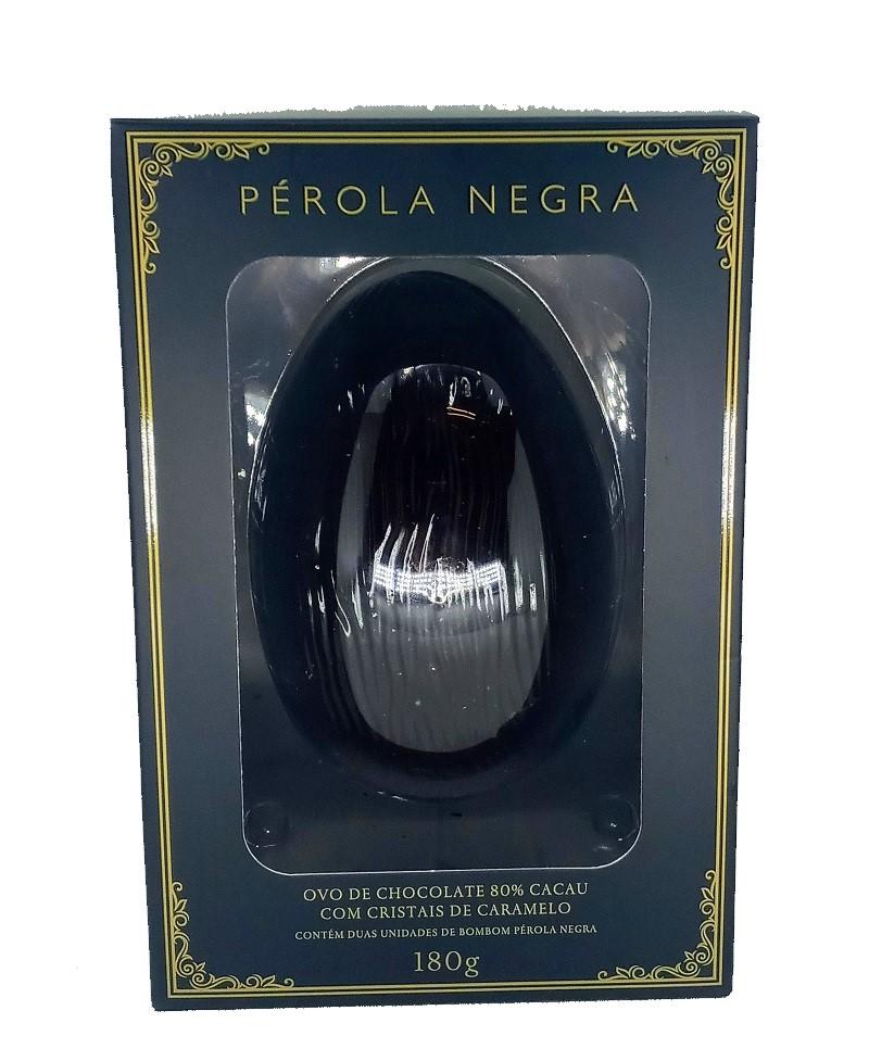 Ovo de Páscoa Pérola Negra 180g