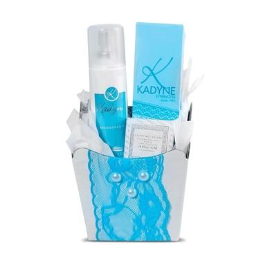 Perfume Original Kadyne Kit com Desodorante e Colônia (Kadine)
