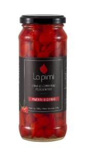 Pimenta Biquinho em Conserva 170g La pimi