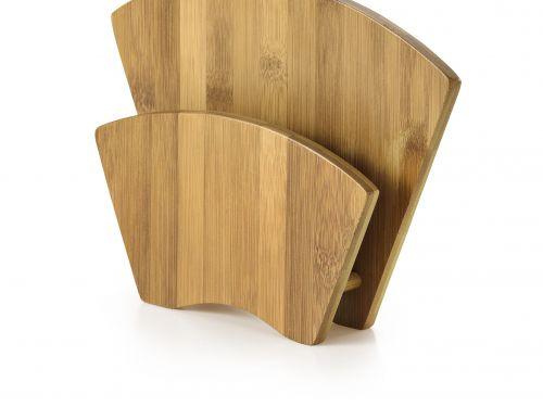 Porta Guardanapo em Bambu