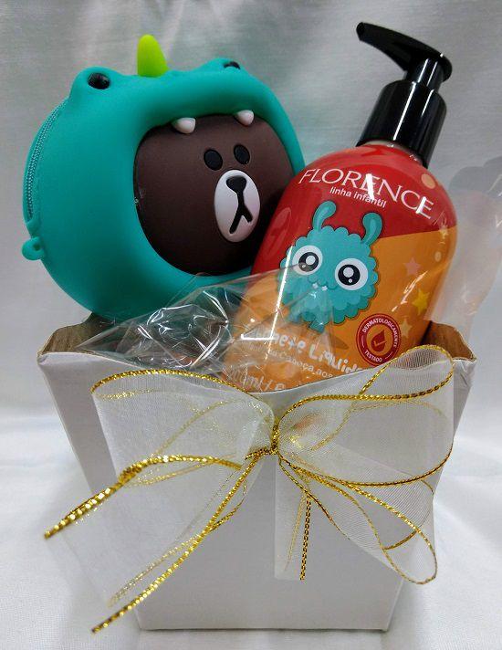 Sabonete Líquido Infantil Florence da Cabeça aos Pés 200ml + Mimo