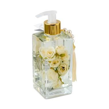 Sabonete Liquido Rosas Brancas Aroma Tênue 250ml Dani Fernandes