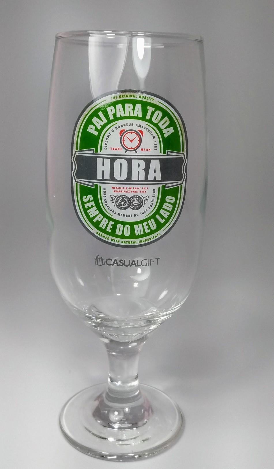 Taça Para Cerveja 300ml PAI PARA TODA HORA
