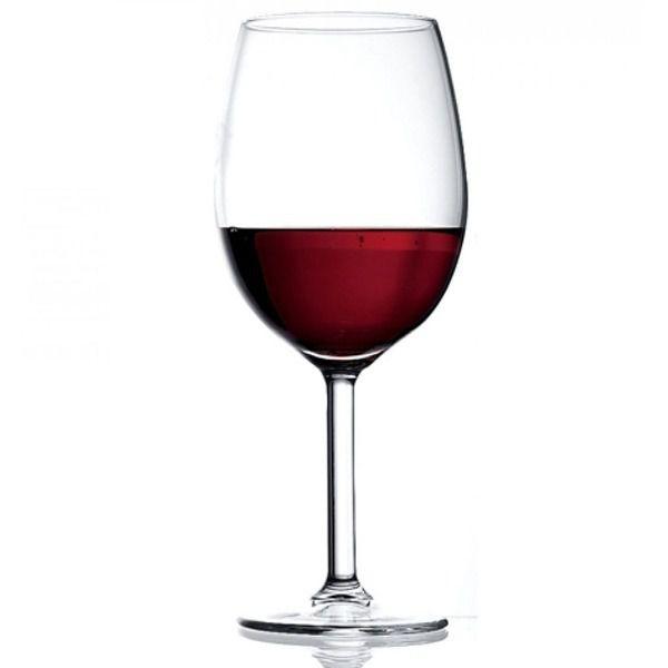 Taça para Vinho Bohemia com 6 Taças 580ml