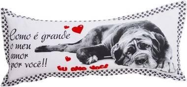 Travesseiro de Corpo Gigante Love Amor Entrega em Marília