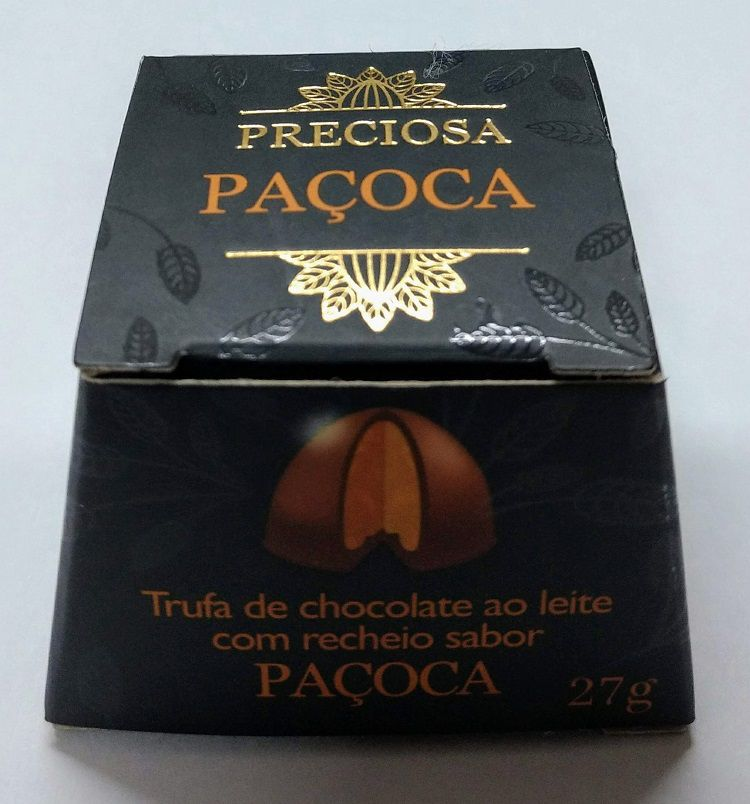 Trufa de Paçoca 27g
