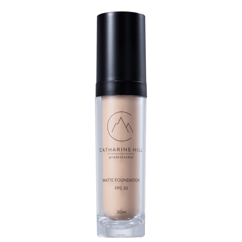 Base Líquida Matte Foundation FPS 30 - Catharine Hill