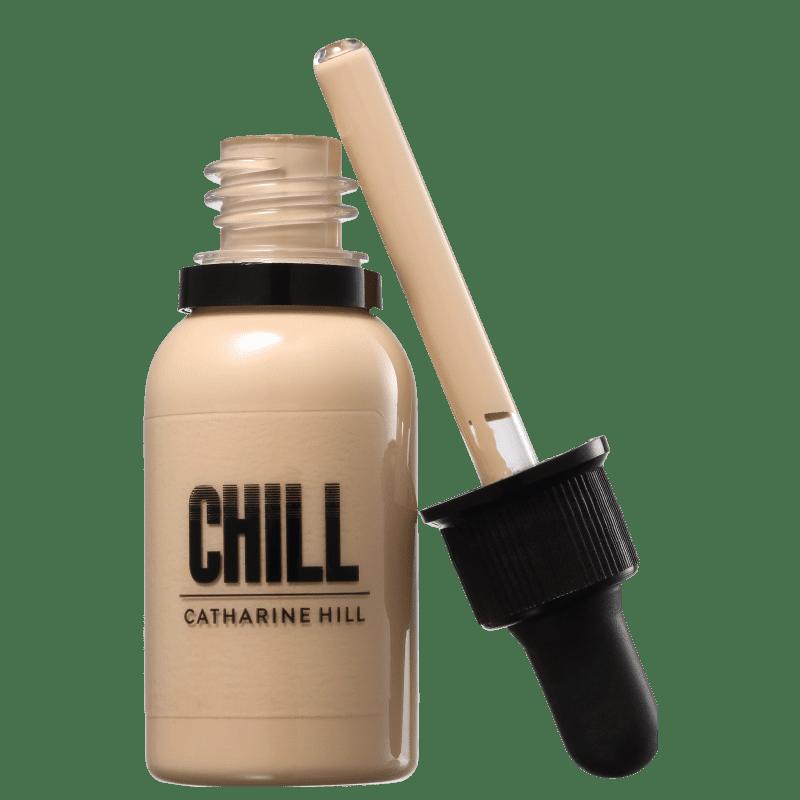Base Líquida Média Cobertura Chill - Catharine Hill