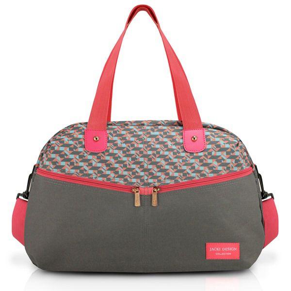 Bolsa de Viagem com Alça Ajustável - Jacki Design