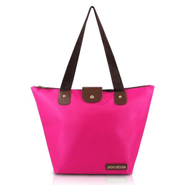 Bolsa Feminina Dobrável Grande Lisa - Jacki Design