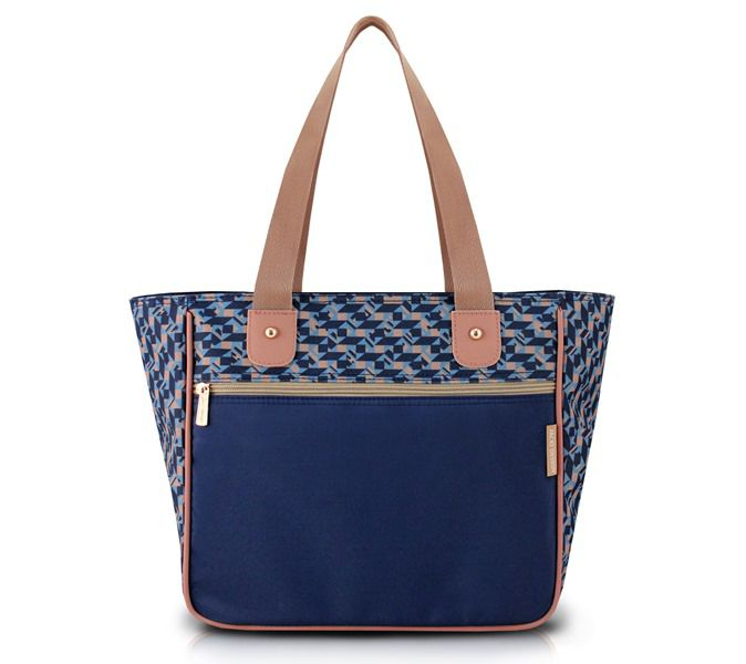 Bolsa Feminina Shopper Tam. G Estampada - Jacki Design