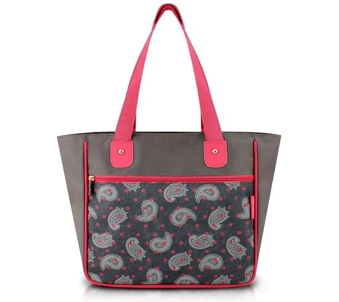 Bolsa Feminina Shopper Grande Estampada - Jacki Design