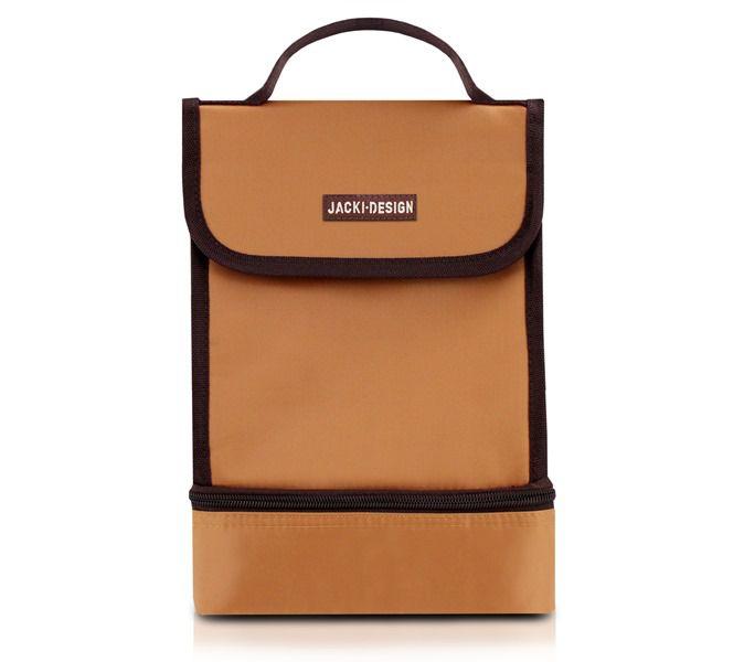 Bolsa Térmica com 2 Compartimentos Tam. G - Jacki Design