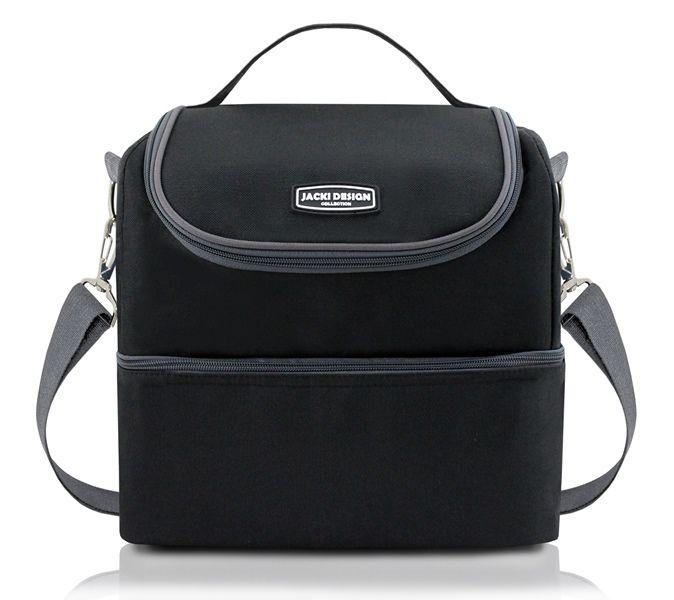 Bolsa Térmica Com 2 Compartimentos Tam. GG Lisa - Jacki Design
