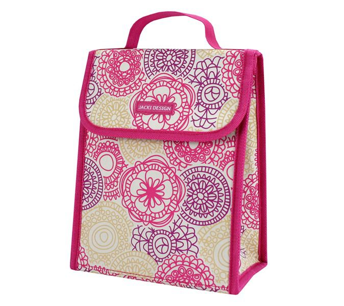 Bolsa Térmica Feminina Estampada com Alça - Jacki Design
