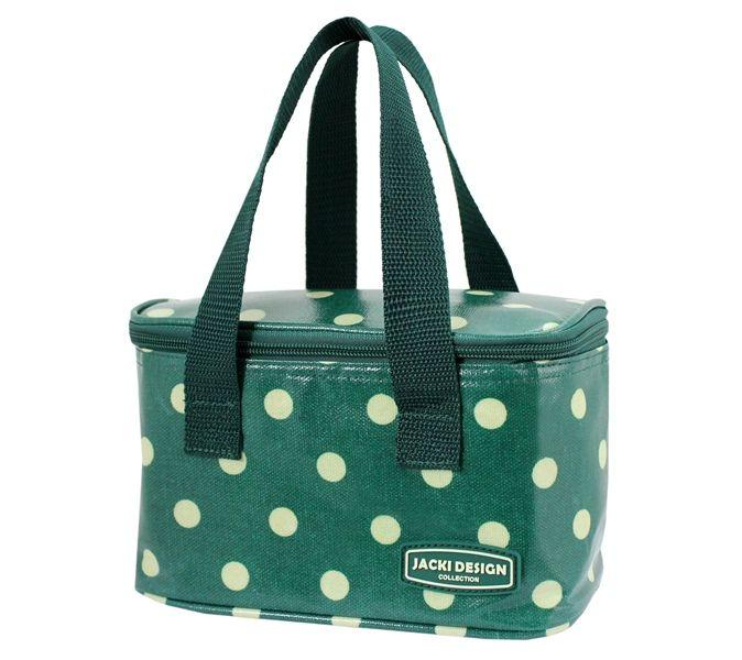 Bolsa Térmica Pequena de Bolinha - Jacki Design