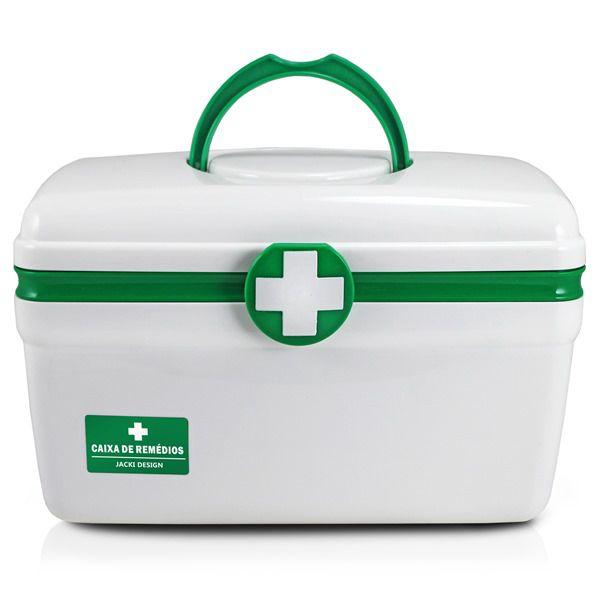 Caixa de Remédios Grande - Jacki Design
