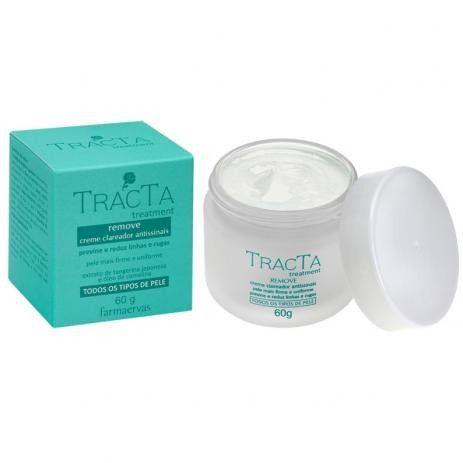 Creme Clareador Antissinais - Remove Creme - 60g - Tracta