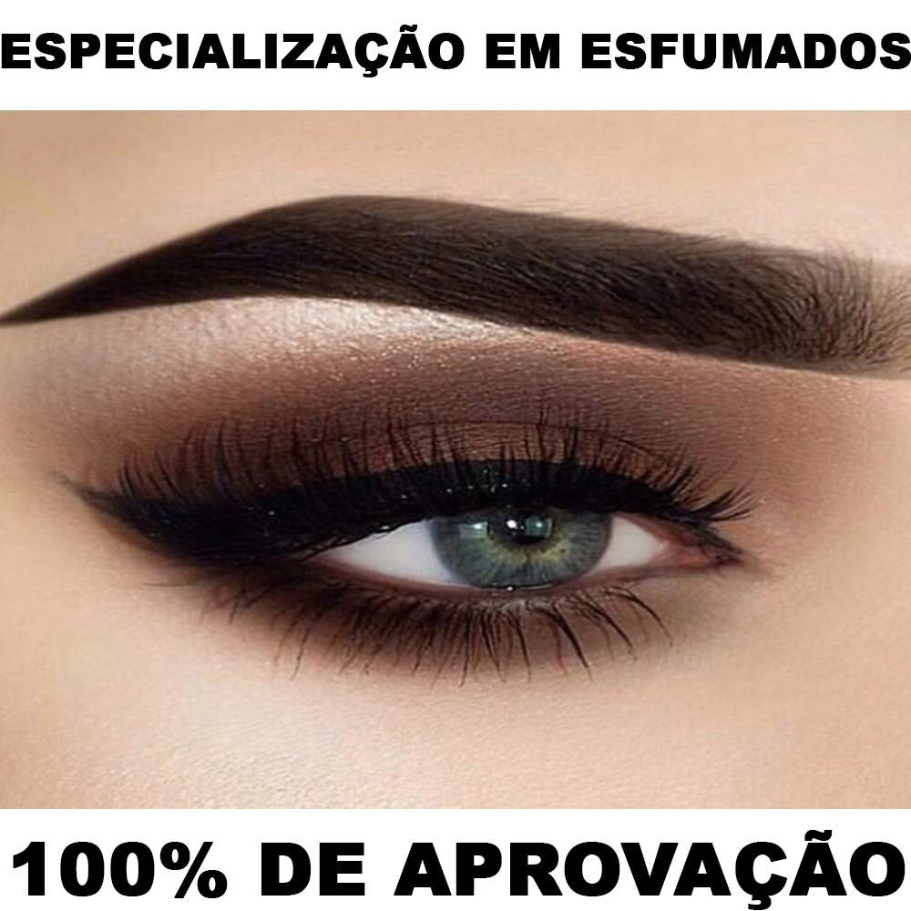 Especialização em Esfumados - Nanda Make Up