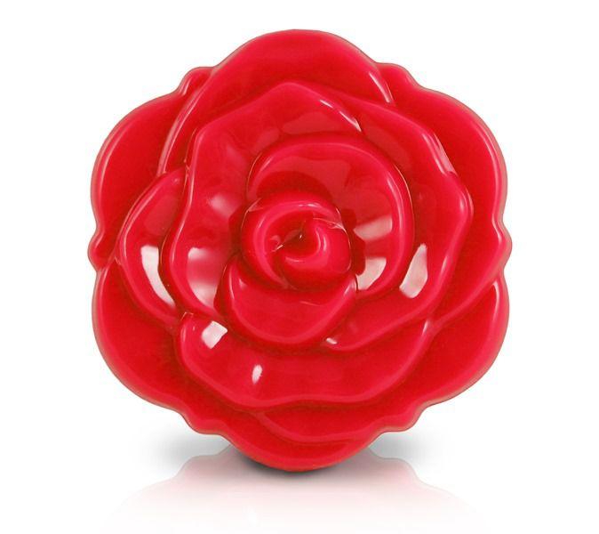 Espelho de Bolsa Flor Prático Dobrável - Jacki Design