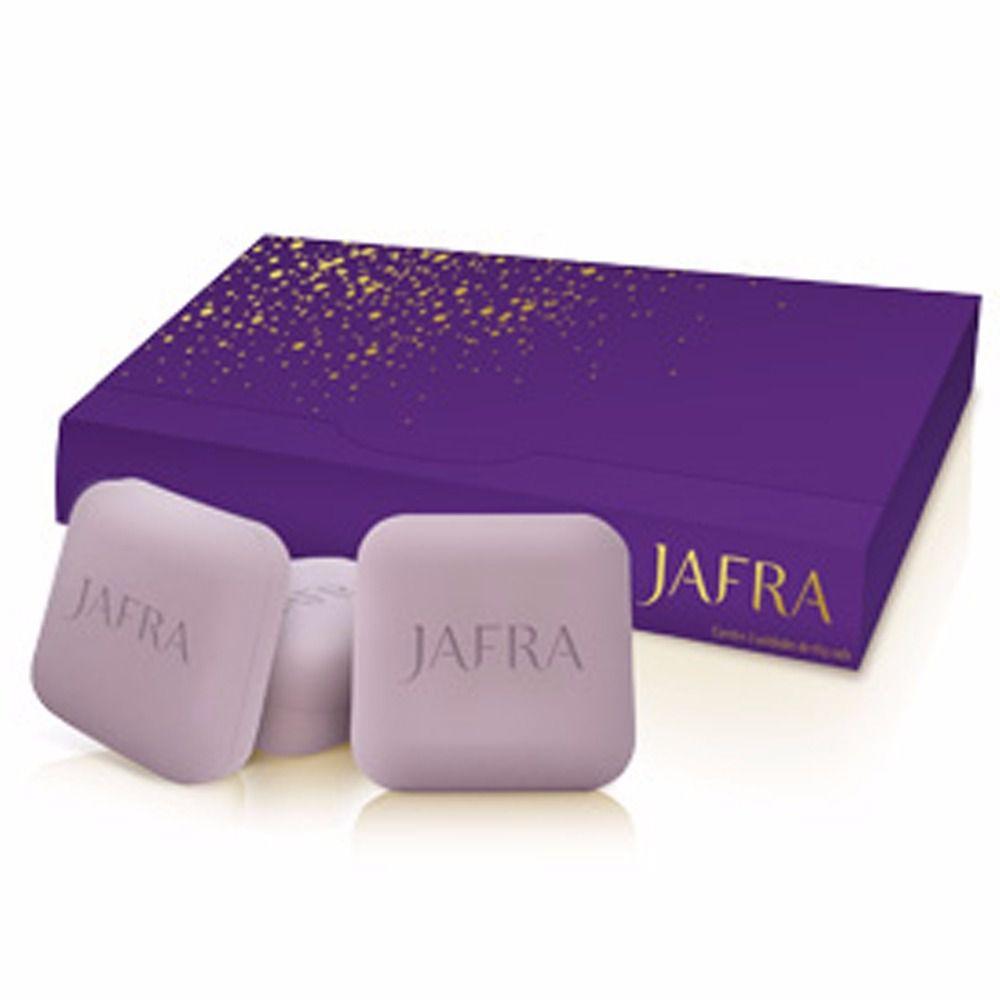 Estojo De Sabonetes Lavanda Caixa Com 3 Unidades - Jafra
