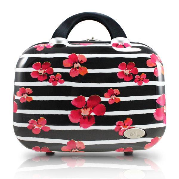 Frasqueira Feminina com Estampa Floral - Jacki Design APT17533