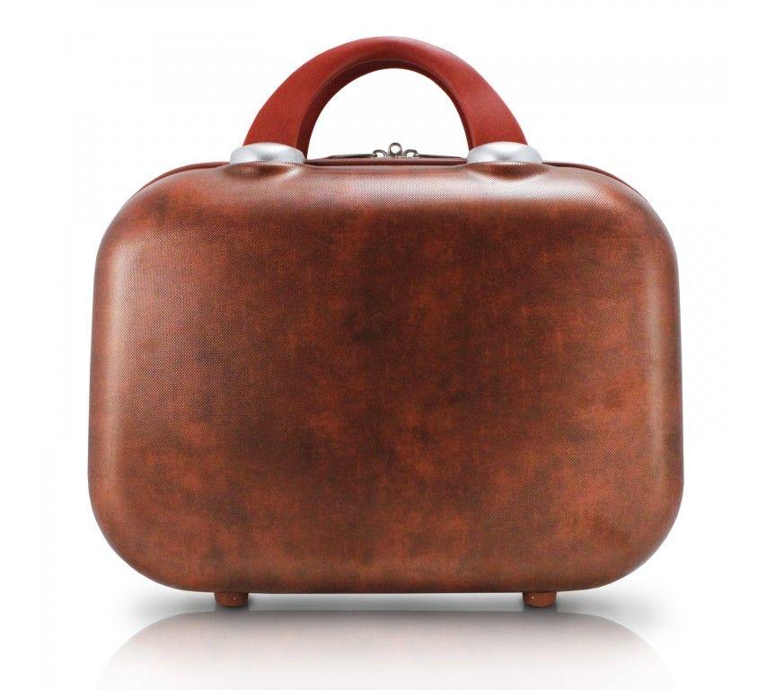 Frasqueira Vintage Marrom - Jacki Design