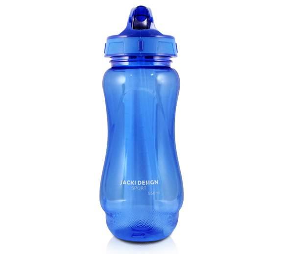 Garrafa Squeeze 500ml com Canudo Retrátil - Jacki Design