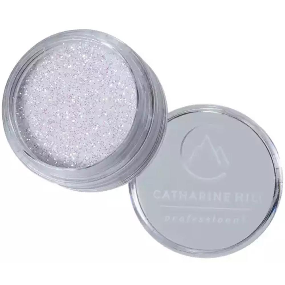 Glitter Fino Branco 4g - Catharine Hill