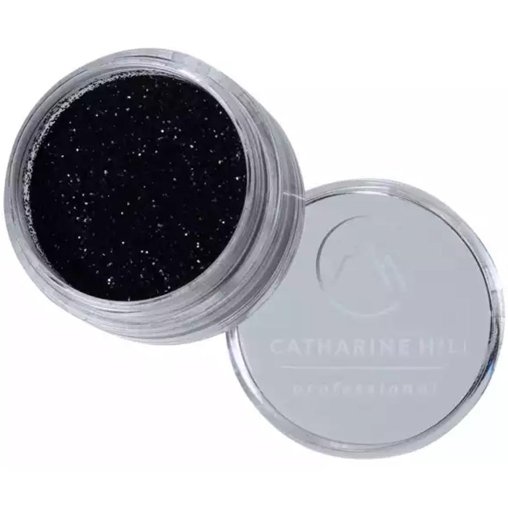 Glitter Fino Preto 4g - Catharine Hill