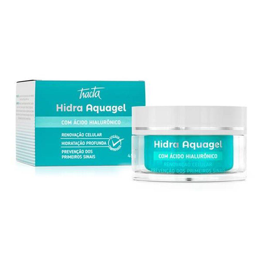 Hidra Aquagel com Ácido Hialurônico - Tracta
