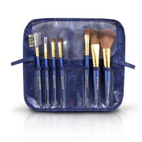 Kit Com 7 Pinceis Para Maquiagem - Jacki Design