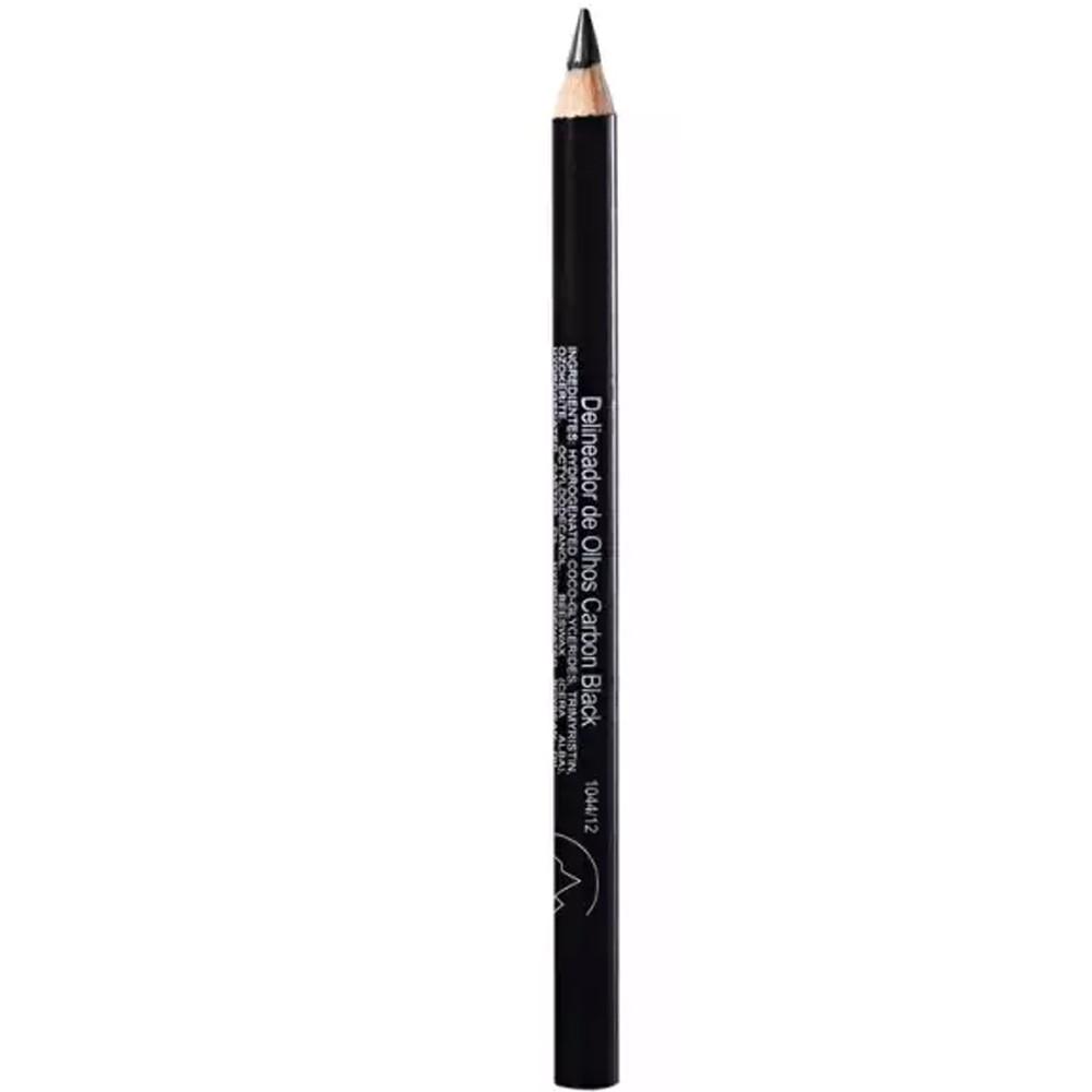 Lápis Delineador de Olhos Carbon Black - Catharine Hill