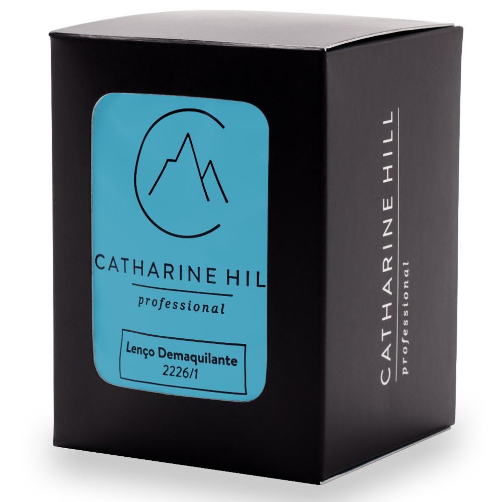 Lenço Demaquilante 10 Unidades - Catharine Hill