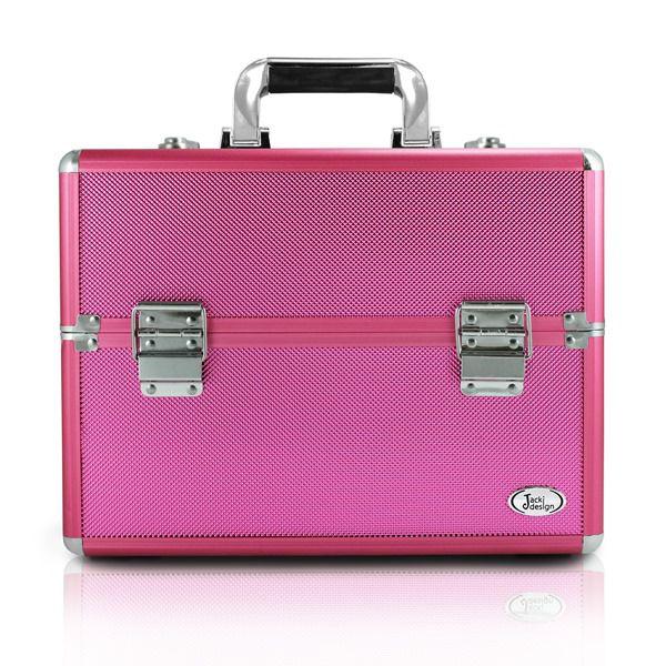 Maleta de Maquiagem Profissional Boca Rosa - Jacki Design BJH17316